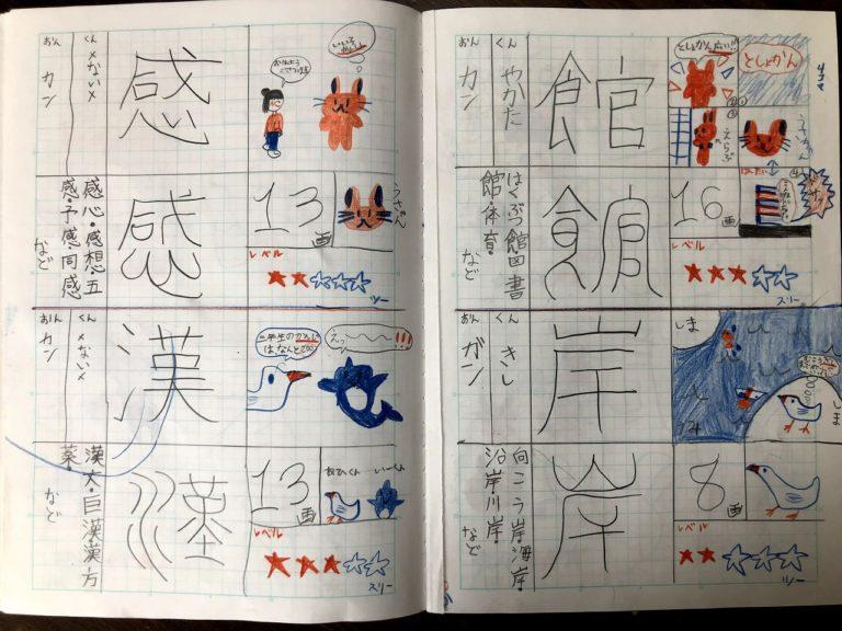 小学3年生 漢字 練習 ドリル